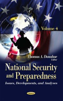 National Security and Preparedness