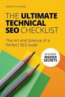 The Ultimate Technical Seo Checklist