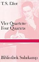 Vier Quartette