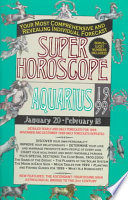 Super Horoscopes 1999