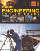 Basic Engineering for Builders Book