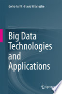 Big Data Technologies and Applications Book