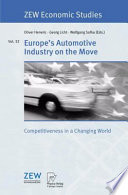 Europe S Automotive Industry On The Move