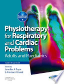 Physiotherapy for Respiratory and Cardiac Problems Book