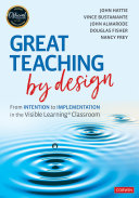 Great Teaching by Design Book