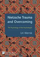 Pdf Nietzsche Trauma and Overcoming Telecharger