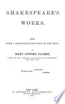 Shakespeare s Works Book