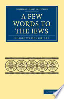 A Few Words to the Jews Online Book