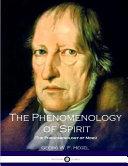 The Phenomenology Of Spirit The Phenomenology Of Mind