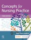 """""""Concepts for Nursing Practice E-Book"""" by Jean Foret Giddens"""