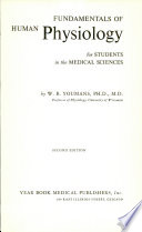 Fundamentals of Human Physiology for Students in the Medical Sciences