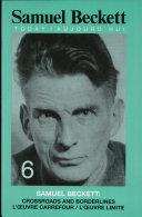 Pdf Samuel Beckett l'œvre carrefour/l'œuvre limite Telecharger