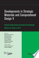 Developments in Strategic Materials and Computational Design V Book