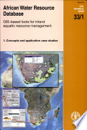 African Water Resource Database: Concepts and application case studies. Spatial analysis for inland aquatic resource management