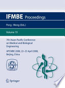 7th Asian Pacific Conference on Medical and Biological Engineering
