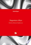 Magnesium Alloys Book
