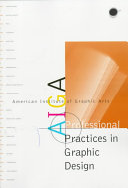 AIGA Professional Practices in Graphic Design