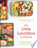 The Little Lunchbox Cookbook Book