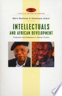 Intellectuals And African Development