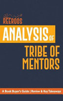 Analysis of Tribe of Mentors
