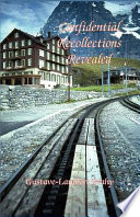 Confidential Recollections Revealed Book