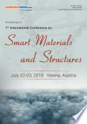 Proceedings of 7th International conference on Smart Materials and Structures 2018