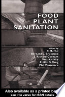 Food Plant Sanitation