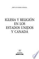 Iglesia y religión en los Estados Unidos y Canadá