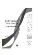 Reinventing Confucianism