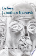 Read Online Before Jonathan Edwards For Free