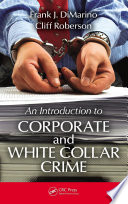 Introduction To Corporate And White Collar Crime