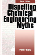 Dispelling chemical industry myths