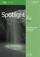 Spotlight on First FCE - Exam Booster Workbook with Answer Key and Audio CDs