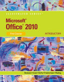 Microsoft Office 2010 Illustrated Introductory First Course