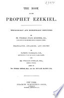 A Commentary on the Holy Scriptures  Ezekil  Daniel