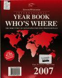 Editor   Publisher International Year Book