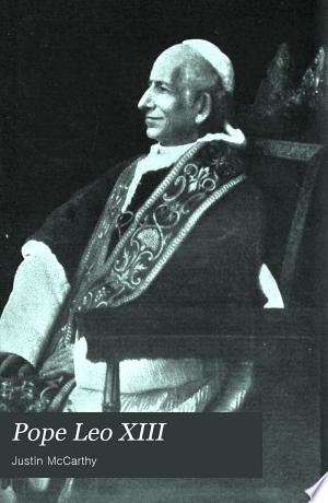 Download Pope Leo XIII Free PDF Books - Free PDF