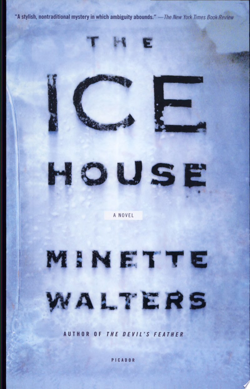 The Ice House banner backdrop