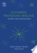 Dynamic Random Walks