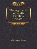 The regulators of North Carolina