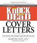 Knock  em Dead Cover Letters
