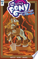 My Little Pony: Legends of Magic #2