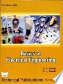 Basics Of Electrical Engineering Book
