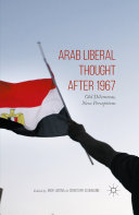 Arab Liberal Thought after 1967 Pdf/ePub eBook