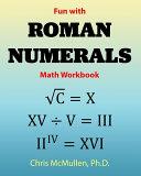 Fun With Roman Numerals Math Workbook