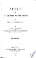 Yusef  Or  The Journey of the Frangi Book