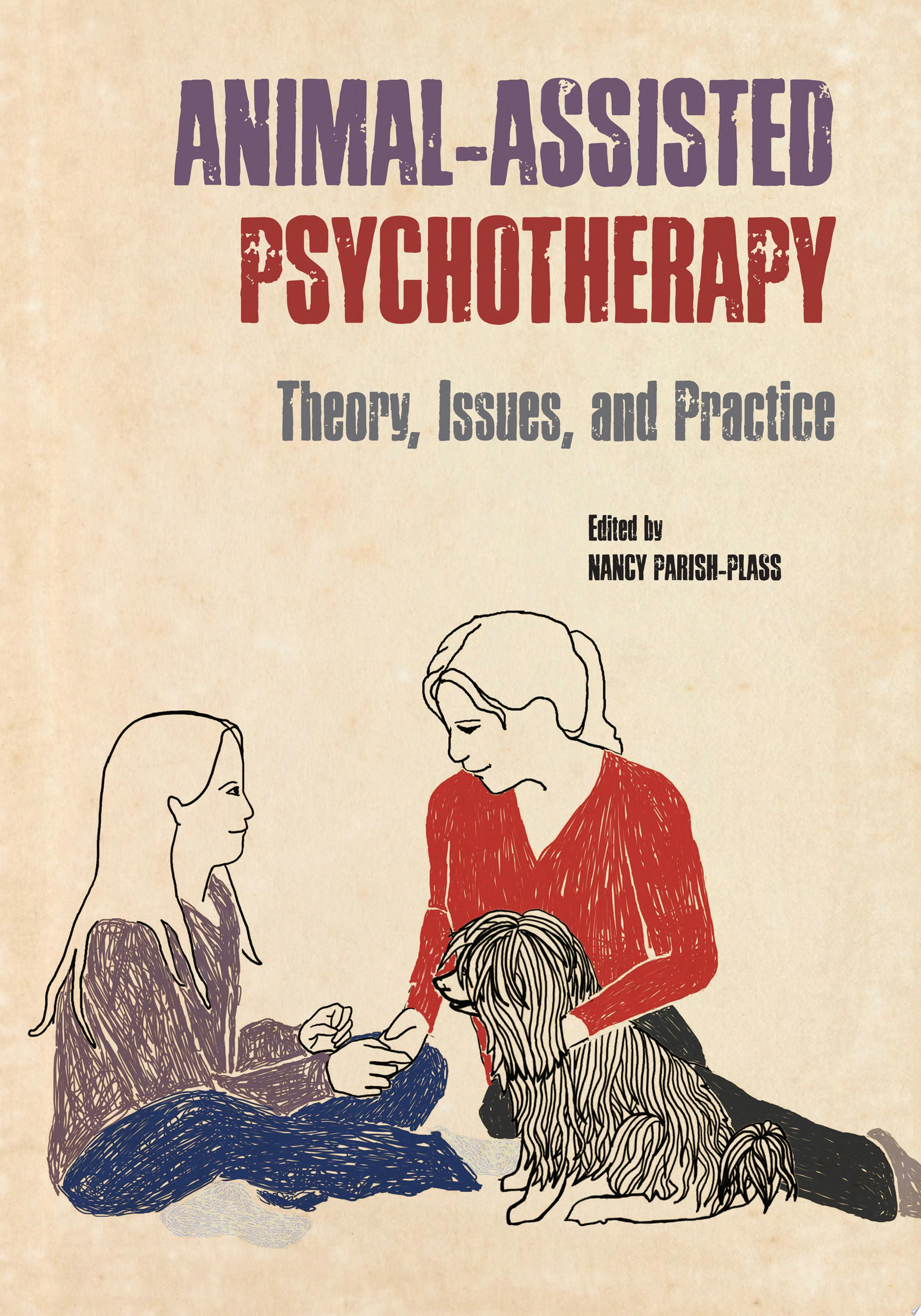 Animal assisted Psychotherapy
