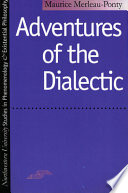 Adventures of the Dialectic Book PDF