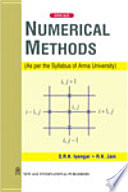 Numerical Methods  As Per Anna University