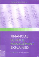 Financial School Management Explained  2nd edition